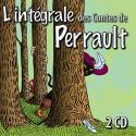 L'Intégrale des contes de Perrault - MP3