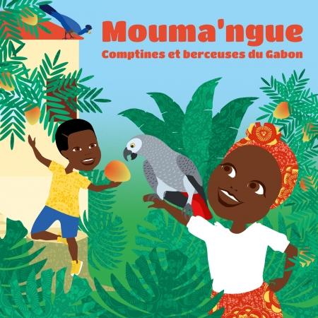 Mouma'ngue Comptines du Gabon par Tita Nzebi