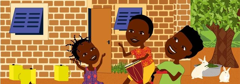 Setou Setou Burkina Faso par Moussa Koita